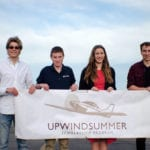 Upwind Foundation expands youth flight training
