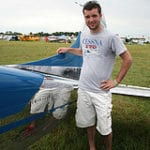 Teenager restores vintage plane to award-winning condition