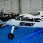 Goulian modifies plane for first-ever Red Bull Air Race in Japan