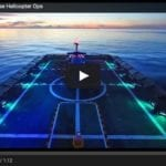Video: Time lapse helicopter ops