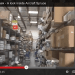 Video: A behind the scenes look at Aircraft Spruce