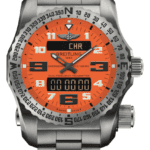 Breitling unveils watch with Personal Locator Beacon