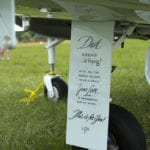 Picture of the day: A flying thank you