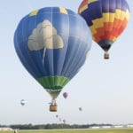 Picture of the day: Up, up and away