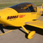 Sonex CEO, mechanic die in crash