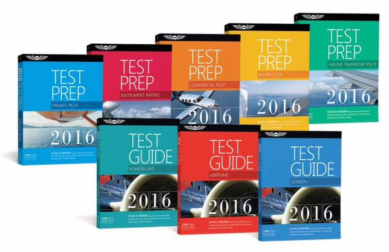 e9ffb16852f ASA s 2016 Test Preps and Test Guides include five free online tests and  the option for pilot applicants to receive their endorsement (test  authorization).