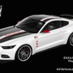 Ford to auction off Apollo Mustang to support Young Eagles