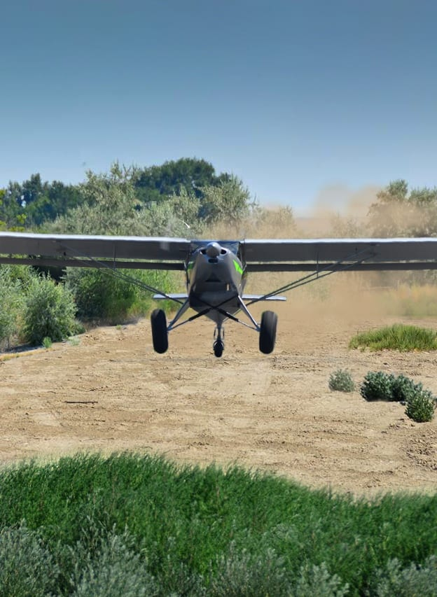 Kitfox introduces STi — STOL Inspired — wing