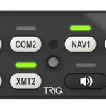 Trig Avionics to unveil new radios, panels at Oshkosh