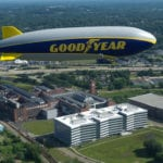 Newest Goodyear blimp to make first appearance at Oshkosh
