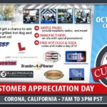 Aircraft Spruce West to hold Customer Appreciation Day