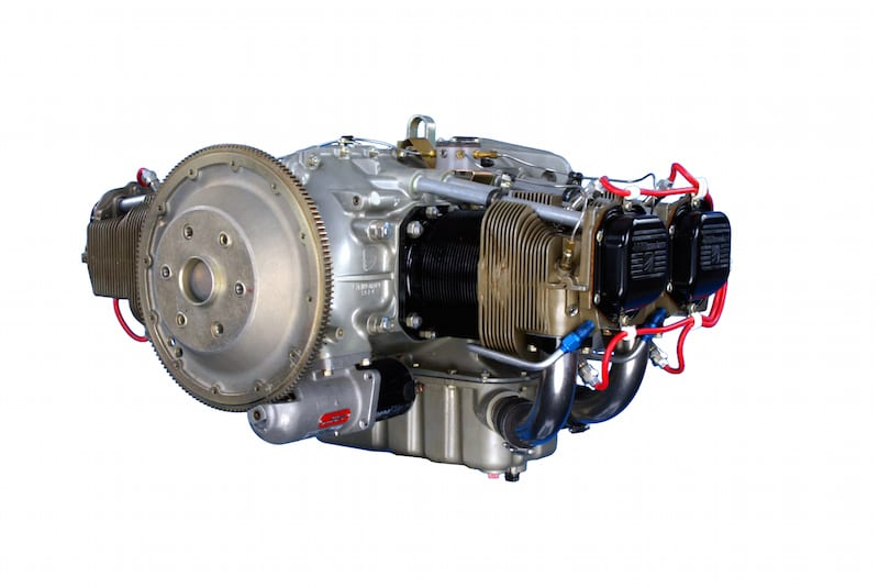 XP 320 Engine Now Option For Zenith CH750