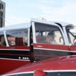 Sporty's hosts Young Eagle flights for employees' families