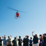 High school program delivers helicopter flight training