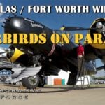 Video: Warbirds on parade