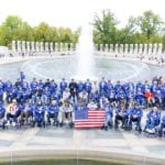 Breitling sponsors LA to DC Honor Flight