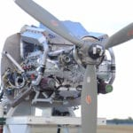 EPS runs first pre-production engine