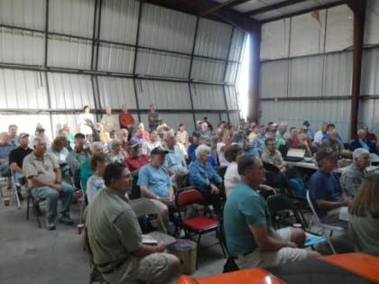 FAAST Seminar hosted by EAA Chapter 157.