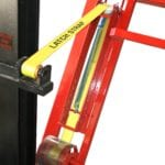 Schweiss Doors introduces new strap latch system