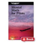 Mental Math for Pilots now available as ebook