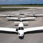 Piper begins delivery of new Warriors to FlightSafety