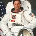 Astronaut Greg Harbaugh to speak at Aerospace Center for Excellence Oct. 24