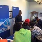 Challenger Learning Center hosts Aerospace Career Day