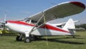 1947 Stinson 108 at 2015 Antique Airfield Association fly-in.
