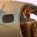 'Aluminum Overcast' takes starring role in new movie