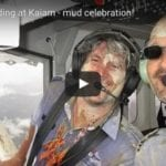 Video: MAF first-ever landing at Kaiam