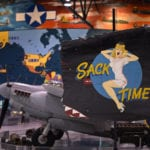 Pictures of the day: Rare nose art exhibit travels to EAA AirVenture museum