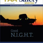 Latest FAA Safety Briefing online now