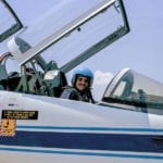 Retired NASA pilot inducted into Virginia Aviation Hall of Fame