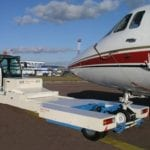 New electric aircraft tow tug from TNA
