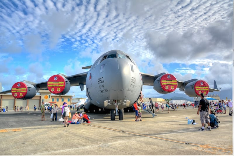 First entering service in 1995, the Boeing C-17 Globemaster III production line came to an end in May 2015.