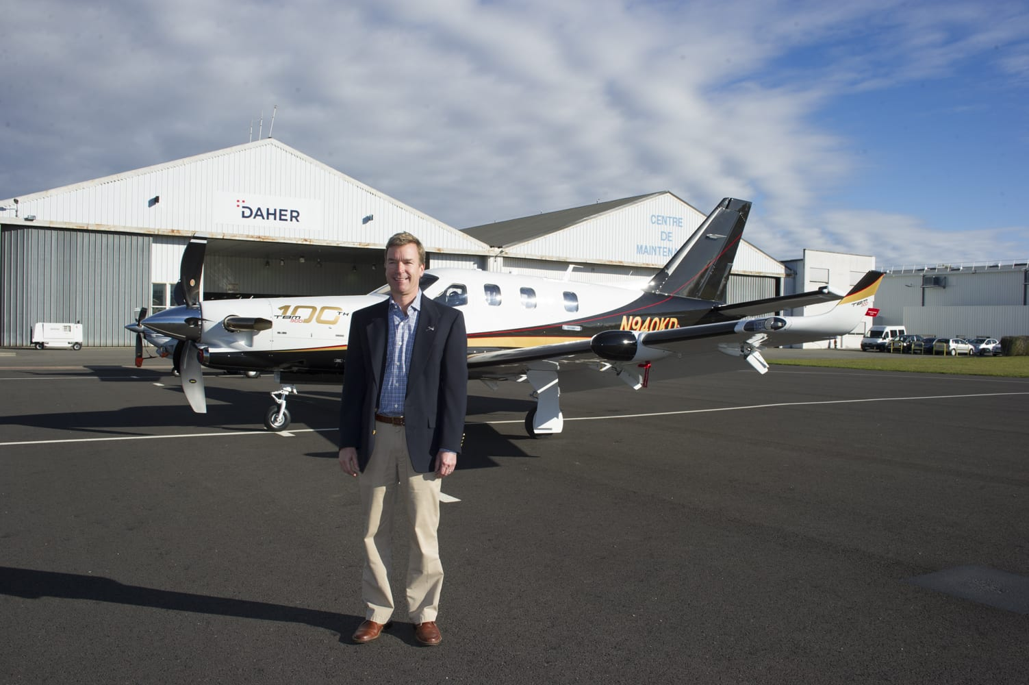 Delivery_100th TBM900