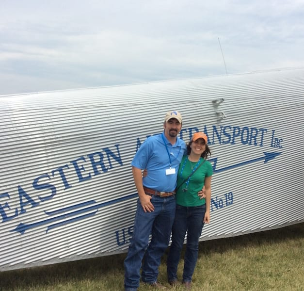 JD and Laura Casteel