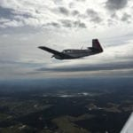 Video: Formation flying with Mooneys