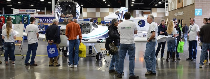 Northwest Aviation Conference on course