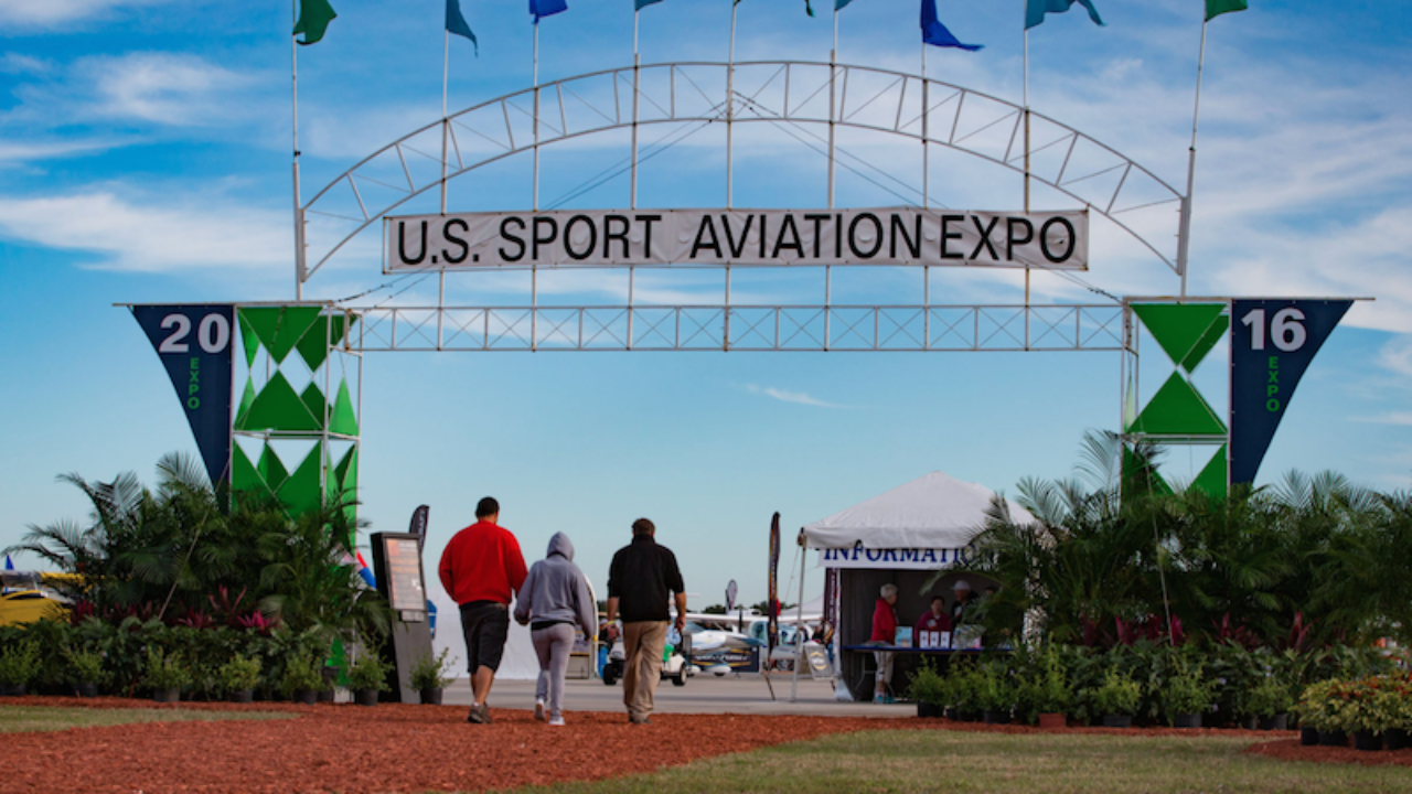 a2fd6fb6e943 LSA breakthroughs featured at U.S. Sport Aviation Expo
