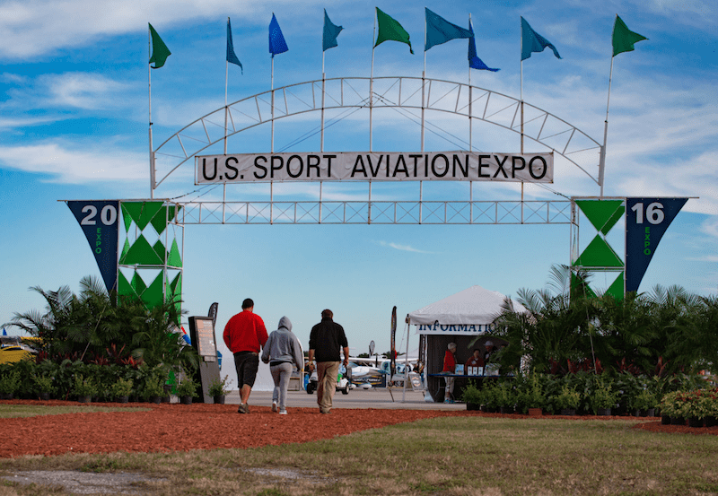 Expo 2015 Stand Enel : Lsa breakthroughs featured at u.s. sport aviation expo