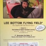 Lee Bottom prepares for 2016 fly-in