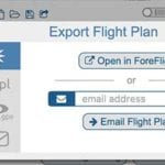 Export SkyVector flight plans to ForeFlight, Garmin, Dynon