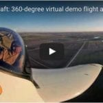 360° video Zenith flight, factory tour