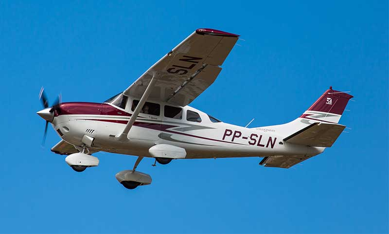 Cessna Piston Singles The Numbers