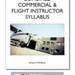 Combined Commercial and CFI syllabus available as free download