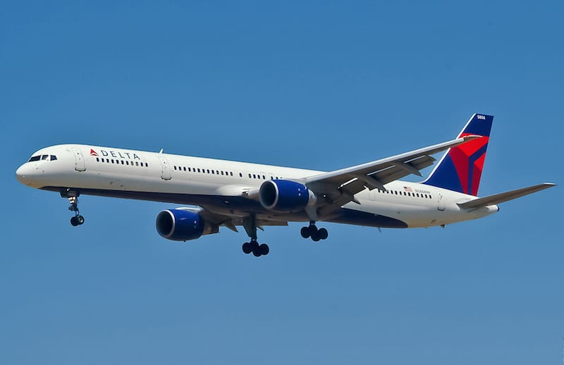 By Motohide Miwa from USA (Delta 757-351Uploaded by Altair78) [CC BY 2.0], via Wikimedia Commons