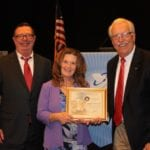 Decker receives Wright Brothers Master Pilots Award
