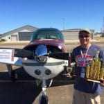 Meyers 200 Air Racing Team takes off