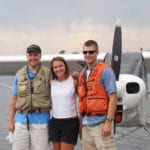 Scratch your seaplane and backcountry itch with one stop